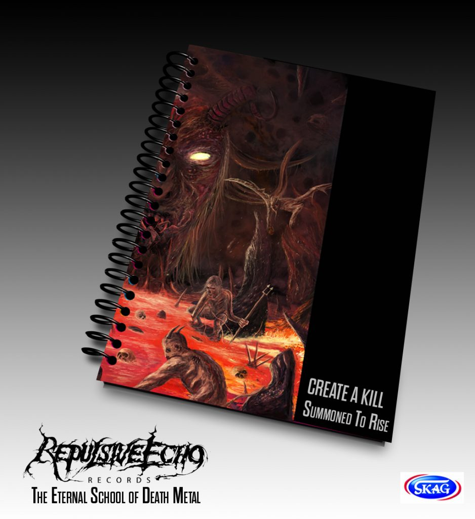 CREATE A KILL – Eternal school book