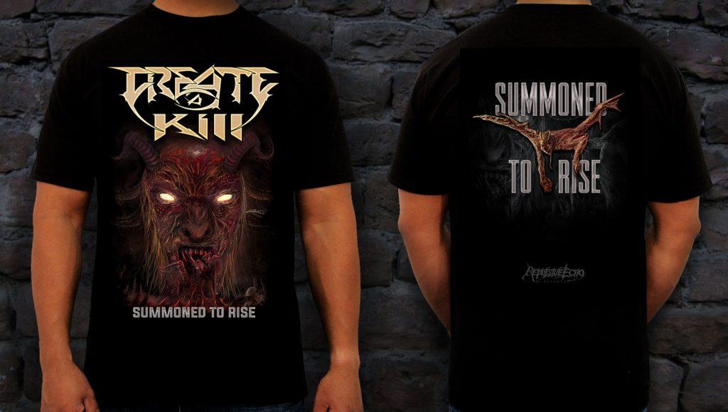 """Create A Kill """"Demon"""" T-shirt"""