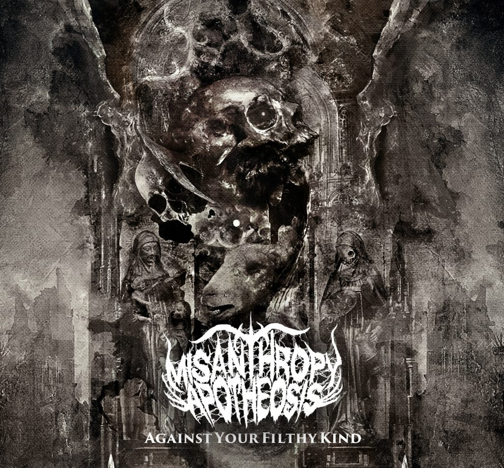Misanthropy Apotheosis -Against your filthy kind EP